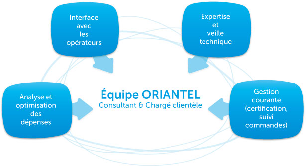 Telecom expense management Oriantel